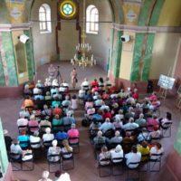 Warsztaty i występy folkowe w Cieszanowie