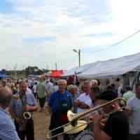 Finał Festiwalu - wystawcy, kresowe jadło, goście zza granicy, festiwalowy plac - zdjęcia