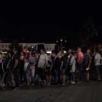 Astrowidoki na lubaczowskim Rynku [ZDJĘCIA]
