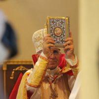 Ormiańska msza święta wybrzmiała w lubaczowskiej Konkatedrze