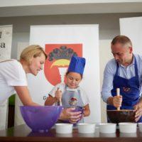 """""""Strudle, bajgle, piszingery"""" – fotorelacja z warsztatów kulinarnych dla dzieci"""