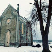Przekaż 1 procent podatku na remont kościółka w Hruszowie