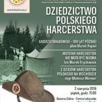 O dziedzictwie polskiego harcerstwa w Kresowej Osadzie
