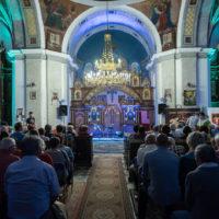 """Marek Majcher i """"Halickie Dzwony"""" z koncertem w Lubaczowie [ZDJĘCIA]"""