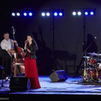 Magalena Kumorek z zespołem Tubis Trio z koncertem w Horyńcu-Zdroju